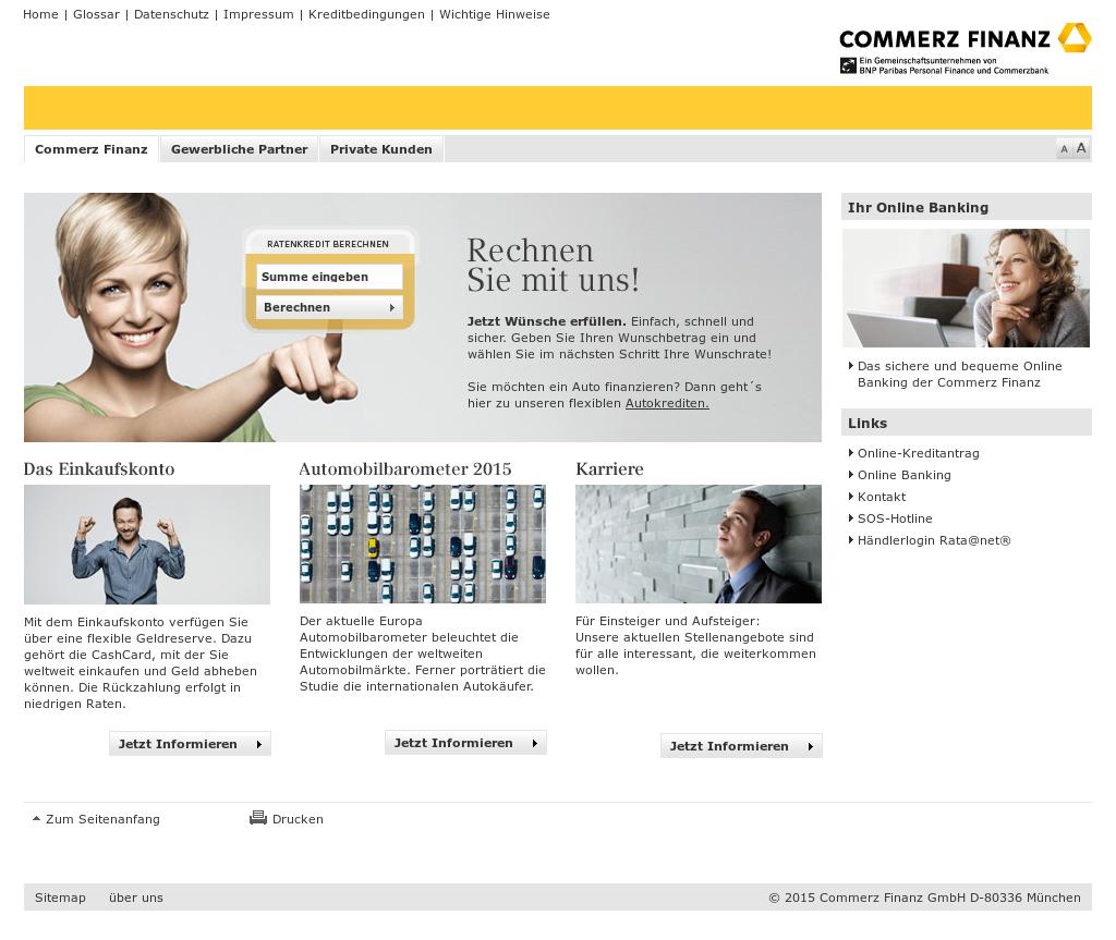 Commerz Finanz Online