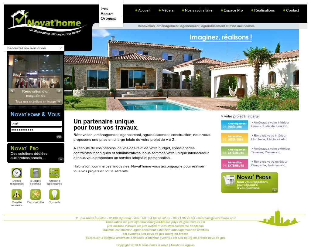 Salle De Bain Oyonnax ~ novat home competitors revenue and employees owler company profile