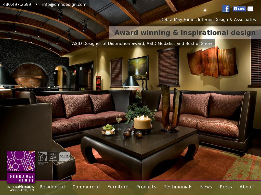 Debra May Himes Interior Design Associates Competitors Revenue