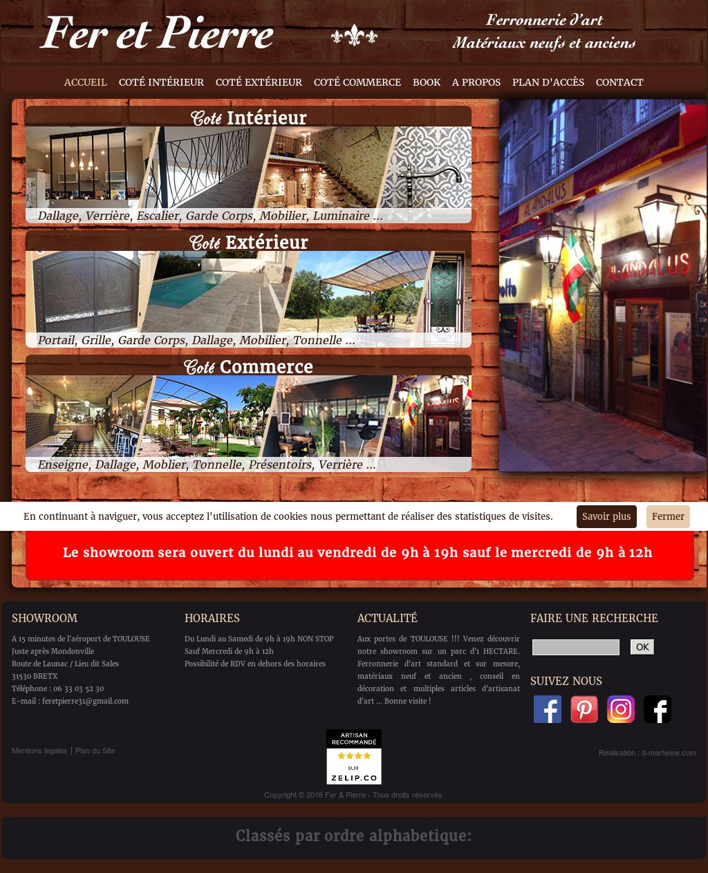 Atelier Du Luminaire Toulouse fer et deco competitors, revenue and employees - owler