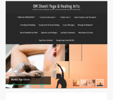 Om Shanti Healing Arts Competitors Revenue And Employees Owler Company Profile