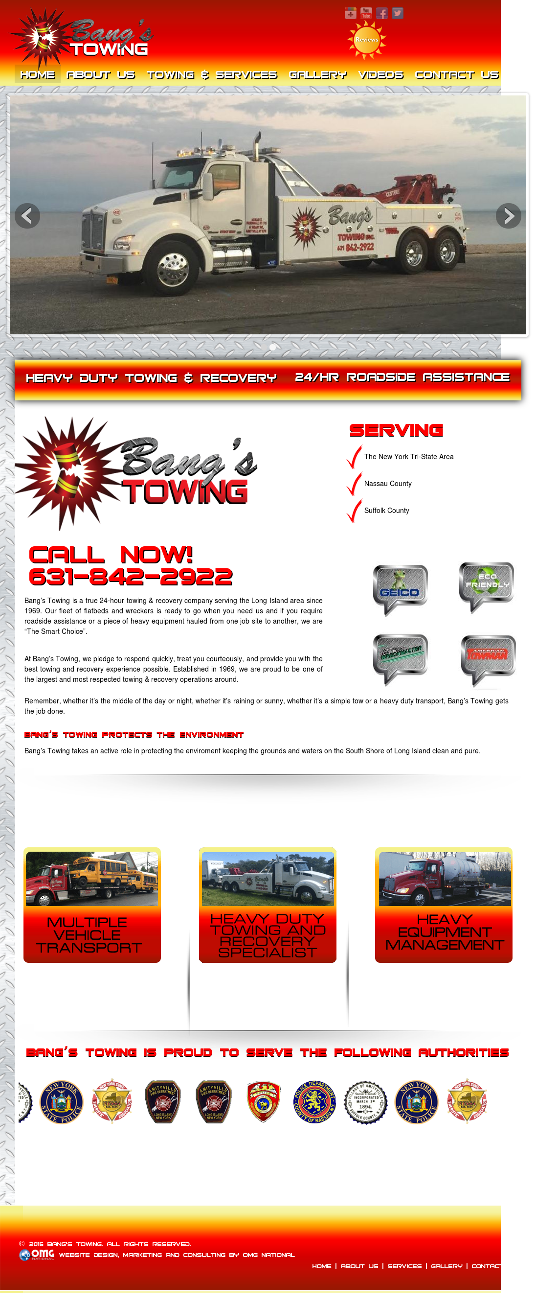 Bangs Towing Competitors, Revenue and Employees - Owler