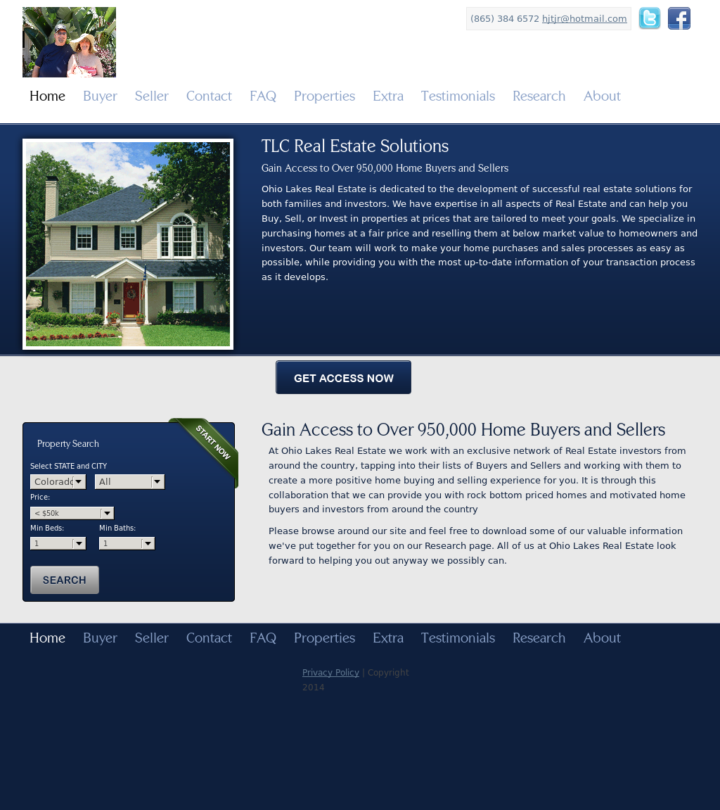 real estate company profile pdf