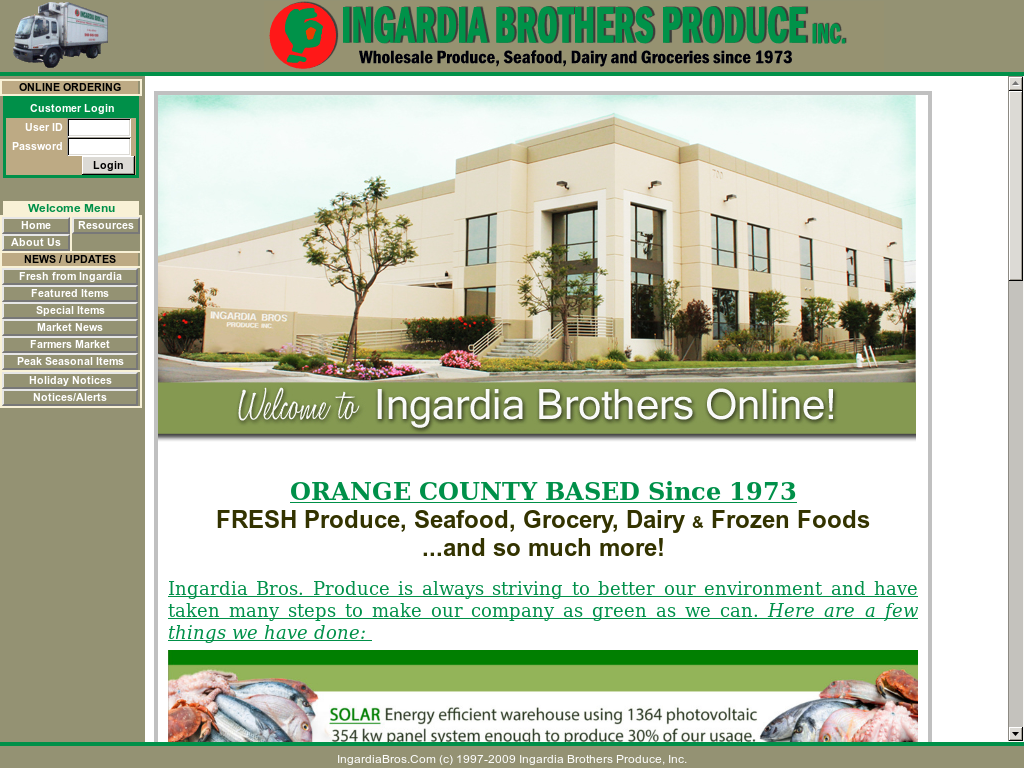 Ingardia Brothers Produce Competitors, Revenue and Employees - Owler