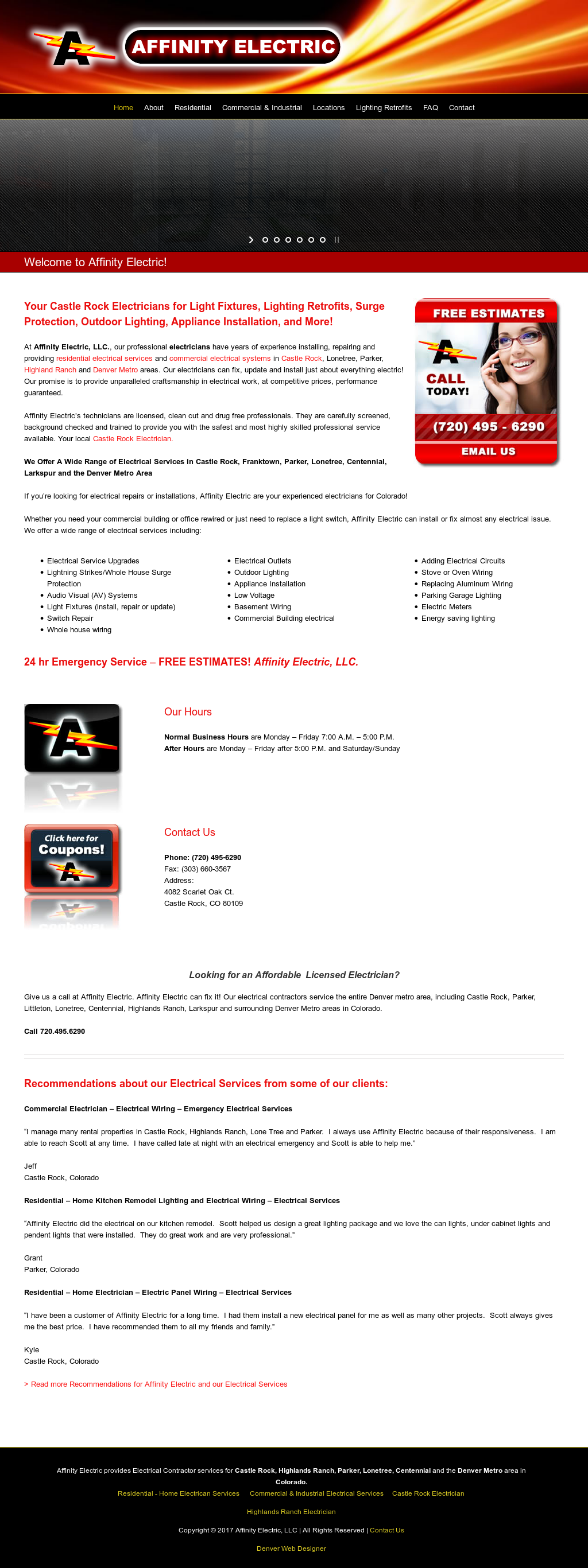 Affinityelectricllc Competitors Revenue And Employees Owler Replacing Aluminum Wiring Company Profile