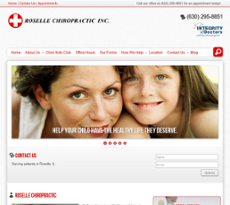 ROSELLE CHIROPRACTIC website history