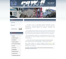 E.F. Kludt & Sons website history