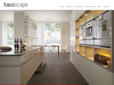Hausscape website history