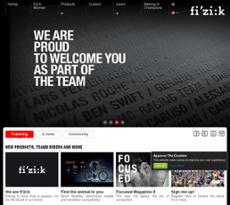 Fizik website history