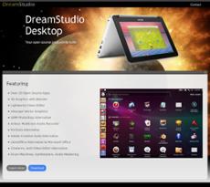 DreamStudio website history