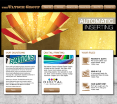 The Ultsch Group website history