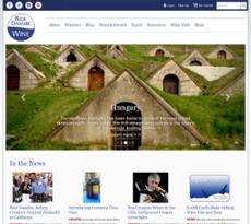 Blue Danube Wine Company website history