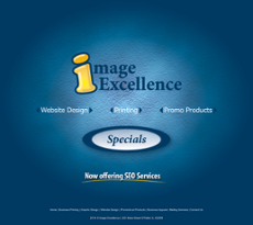 Image Excellence website history