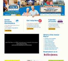 One Senior Place website history