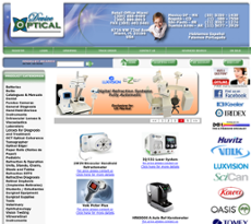 DeviceOptical website history