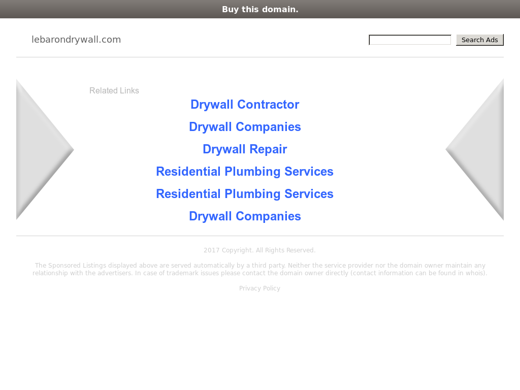 Lebaron Drywall Services Competitors, Revenue and Employees
