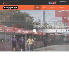 Daxam website history