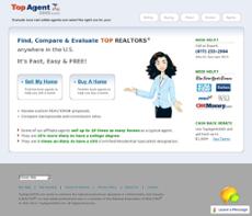 TopAgent2000 website history
