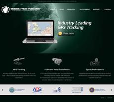 Hidden Technology website history