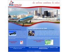 Prompt Aero Services website history