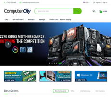 Computer City website history