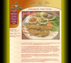 Siam Orchid website history