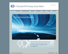 Channel Pricing Associates website history