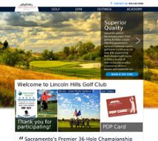 Lincoln Hills Golf Club website history