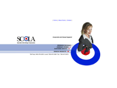 Scola Specialty Advertising website history