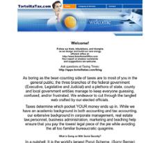 Tortolita Tax & Consulting website history