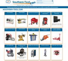 SOUTHERN-TOOL website history
