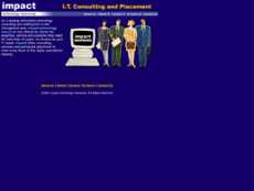 Impact Technology Resources website history