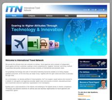 International Travel Network website history