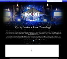 ROC-OFF website history