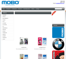 Mobo USA Group website history