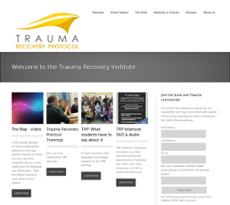 The Love and Trauma Center website history