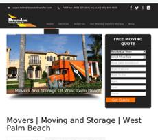 Brandon Transfer & Storage website history