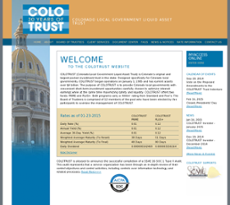 COLOTRUST website history