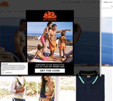 Sundek website history