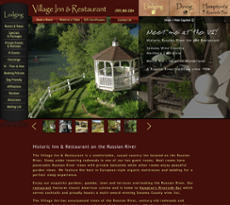 Village Inn and Restaurant website history