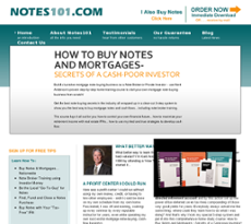 Notes101 website history