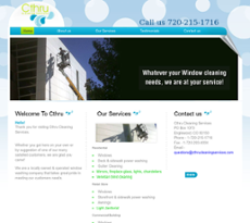 Cthru website history
