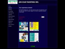 Am Coat Painting website history