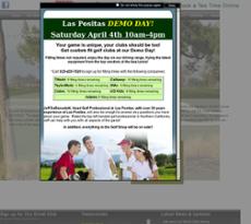 Las Positas Golf Course website history