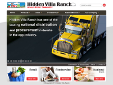 Hidden Villa Ranch website history