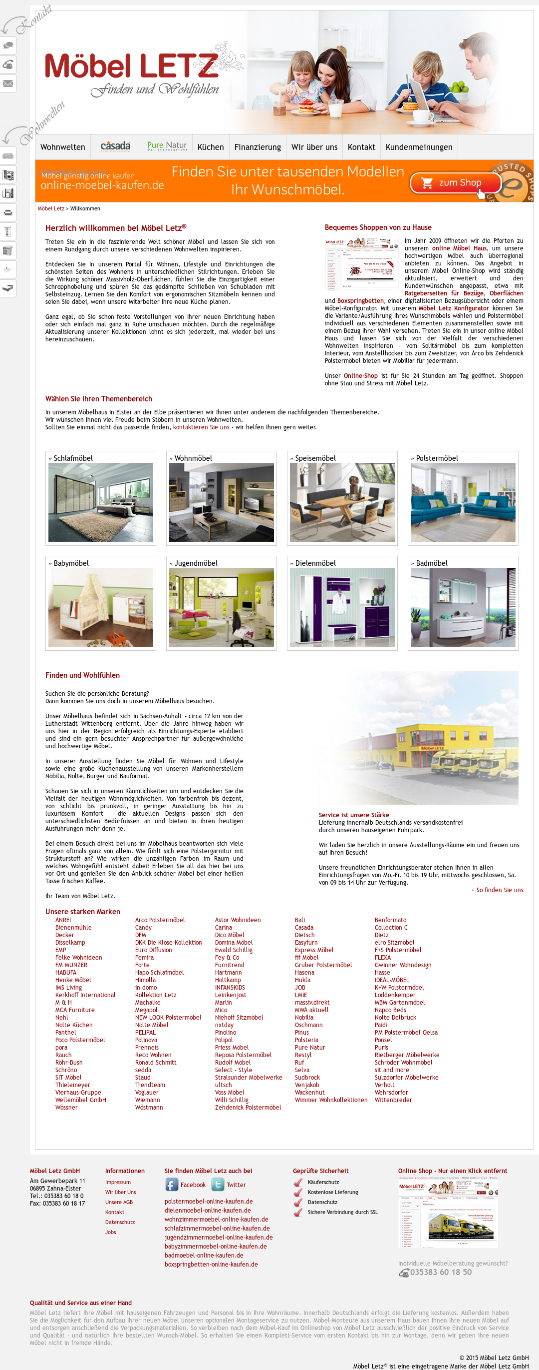 Moebel Letz Competitors, Revenue And Employees   Owler Company Profile