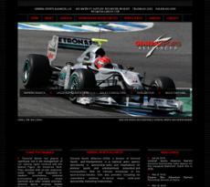 GENERAL SPORTS ALLIANCES website history