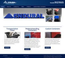 Endural website history