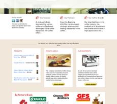 Allcoffee website history