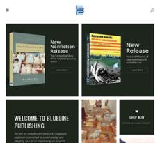 Blueline Publishing website history